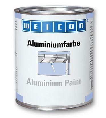 رنگ مایع آلومینیوم Aluminium Paint ویکن