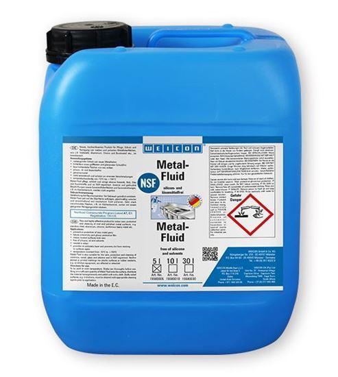 مایع تمیزکننده فلزات Metal Fluid ویکن
