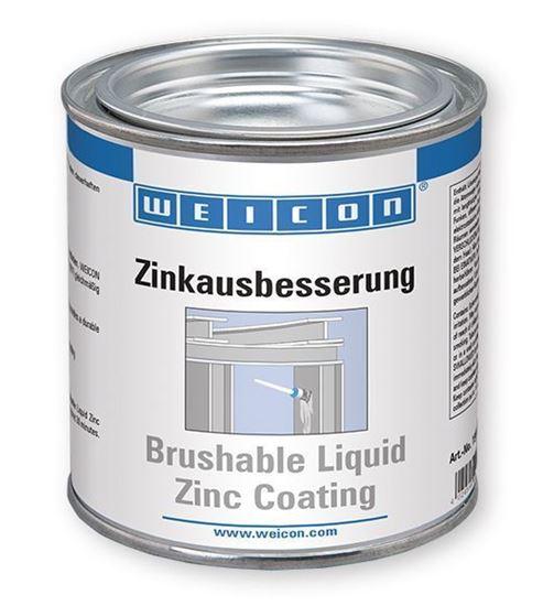 پوشش مایع روی Zinc Coating ویکن
