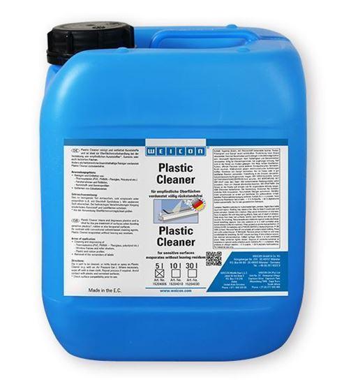 مایع تمیزکننده پلاستیک Plastic Cleaner ویکن