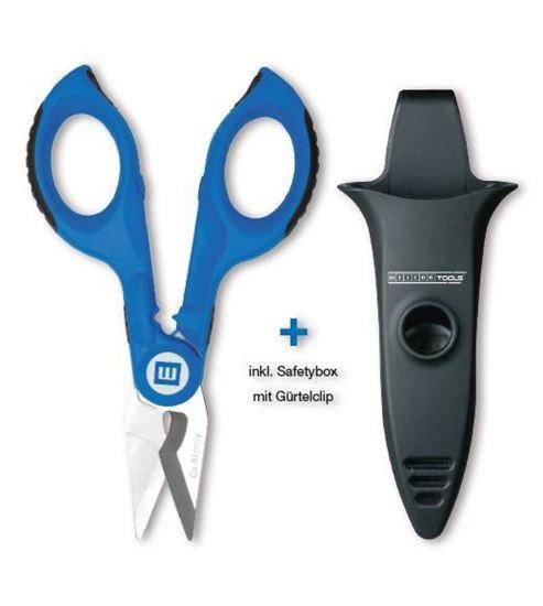 ابزار قیچی کابل Cable Scissors NO.35 ویکن